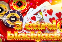 3 Card Blackjack - играть онлайн | Супер Слотс Казахстан - без регистрации