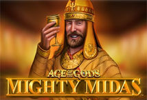 Age of the Gods: Mighty Midas - играть онлайн | Супер Слотс Казахстан - без регистрации