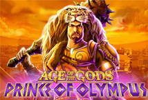 Age of the Gods Prince of Olympus - играть онлайн | Супер Слотс Казахстан - без регистрации