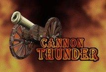 Cannon Thunder - играть онлайн | Супер Слотс Казахстан - без регистрации