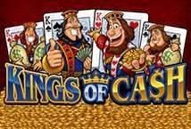 Kings of Cash - играть онлайн | Супер Слотс Казахстан - без регистрации