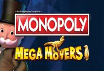 Monopoly Mega Movers - играть онлайн | Супер Слотс Казахстан - без регистрации
