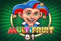 Multifruit 81 - играть онлайн | Супер Слотс Казахстан - без регистрации