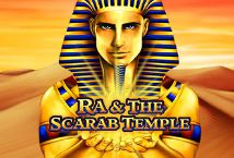 Ra and the Scarab Temple - играть онлайн | Супер Слотс Казахстан - без регистрации