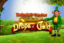 Rainbow Riches Drops of Gold - играть онлайн | Супер Слотс Казахстан - без регистрации