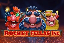 Rocket Fellas Inc - играть онлайн | Супер Слотс Казахстан - без регистрации