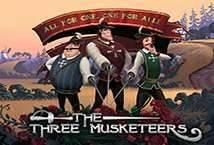 The Three Musketeers - играть онлайн | Супер Слотс Казахстан - без регистрации