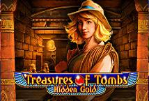 Treasure of Tombs Hidden Gold - играть онлайн | Супер Слотс Казахстан - без регистрации
