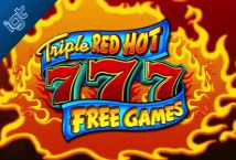 Triple Red Hot 7s Free Games - играть онлайн | Супер Слотс Казахстан - без регистрации